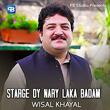 Starge Dy Nary Laka Badam