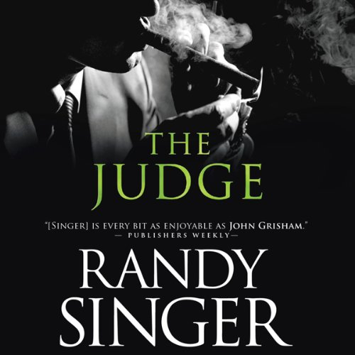 The Judge audiobook cover art