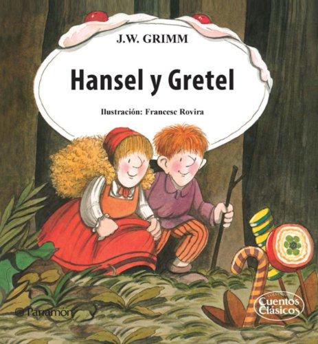 Hansel y Gretel de [Jacob Grimm, Wilhelm Grimm, Francesc Rovira]