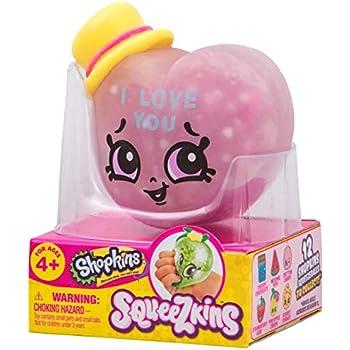 Shopkins Squeezkins Candy Kisses Squeezable G | Shopkin.Toys - Image 1