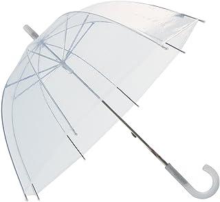 RainStoppers W103CHDOME 34-Inch Children's Plastic Umbrella, Clear Dome