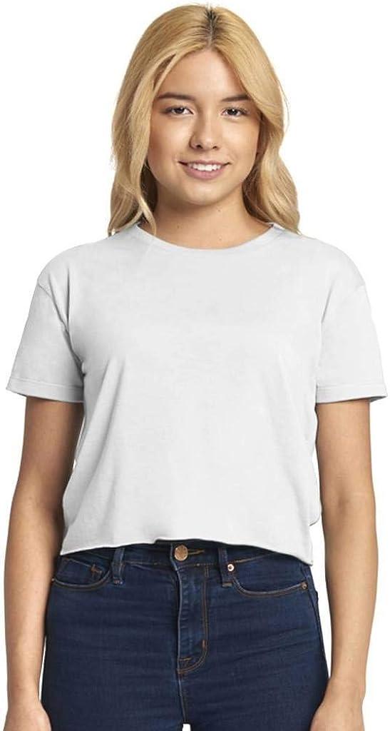 The Next Level Festival Cali Crop T-Shirt (N5080)