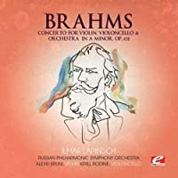 Concerto Violin Violoncello & Orchestra