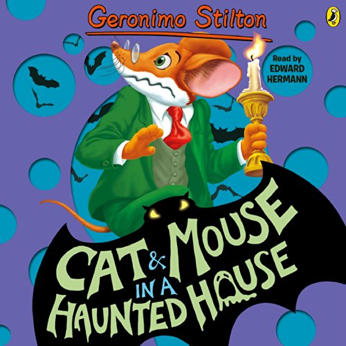 Cat and Mouse in a Haunted House cover art