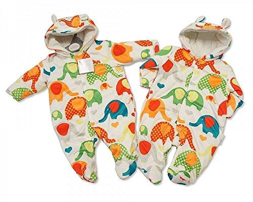 Nursery Time - Combinaison de neige - Bébé (garçon) 0 à 24 mois multicolore 3/6 Months