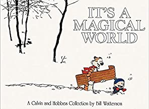 It's a Magical World( A Calvin and Hobbes Collection)[ITS A MAGICAL WORLD TURTLEBACK][Prebound]