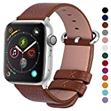 Fullmosa kompatibel Apple Watch Armband in 15 Farben, Uhrenarmband 38mm/42mm Ersatz Apple Watch...