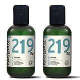 Naissance Linaza Virgen BIO - Aceite Vegetal Prensado en Frío 100% Puro - Certificado Ecológico - 200ml (2x100ml)