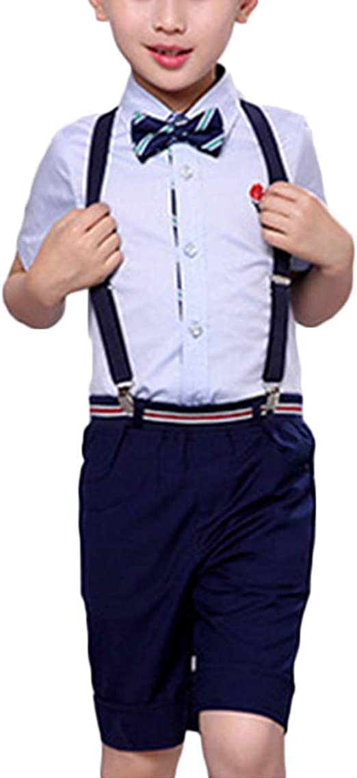 Conjuntos De Niños Ceremonia Esmoquin Blusas Pantalones ...