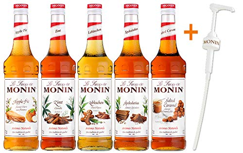 Monin-Set Café Winter-Edition 5+5