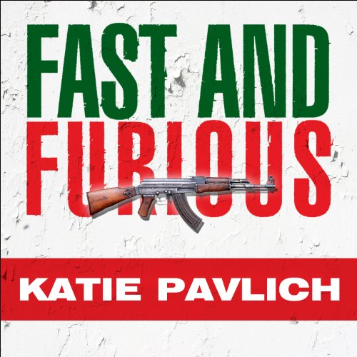 Fast and Furious audiobook cover art