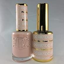 DND DC Duo Gel + Polish - 087 Rose Powder