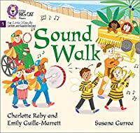 Sound Walk: Phase 1 (Big Cat Phonics for Little Wandle Letters and Sounds Revised)