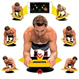 Stealth Core Trainer Plankster - Full Core/Body Workout While Playing...