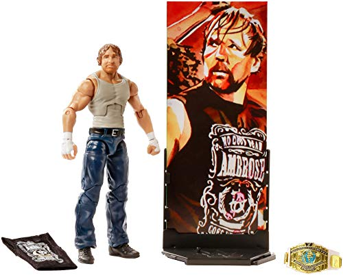 WWE FMG50 Dean Ambrose Elite Collection Figur, Mehrfarbig