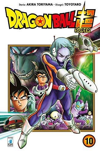 Dragon Ball Super (Vol. 10)