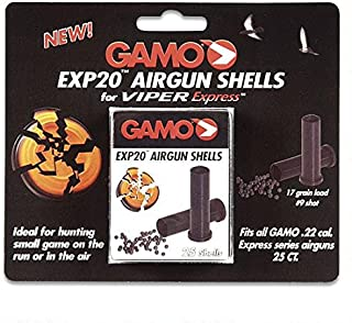 Gamo Express EXP20 Shotshells, Fits Viper & Shadow Express Shotguns