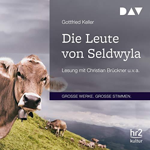 Die Leute von Seldwyla audiobook cover art