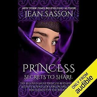 Princess, Secrets to Share cover art