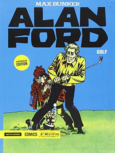 Golf. Alan Ford Supercolor Edition: 13