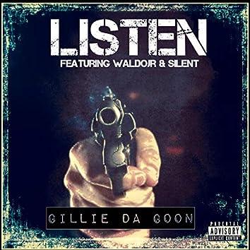 Listen (feat. Waldojr & Silent)