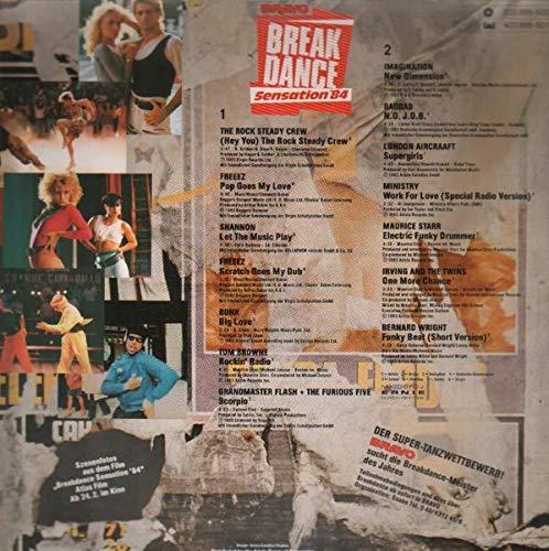 Breakdance Sensation '84 - 2