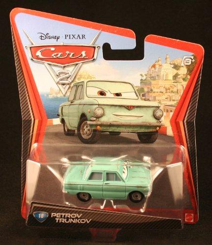 Disney/Pixar Cars 2 Petrov Trunkov #18 1:55 Scale