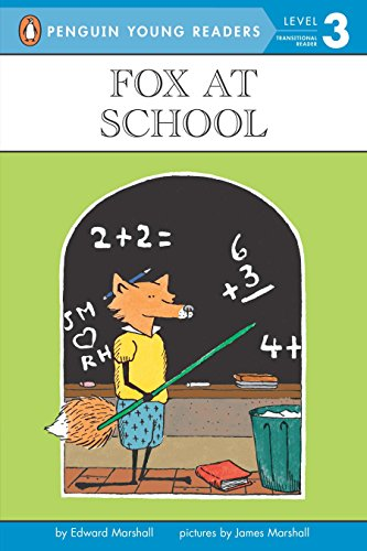 Fox at School (Penguin Young Readers, Level 3)の詳細を見る