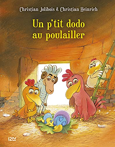 Les P'tites Poules - tome 19 : Un p'tit dodo au poulailler