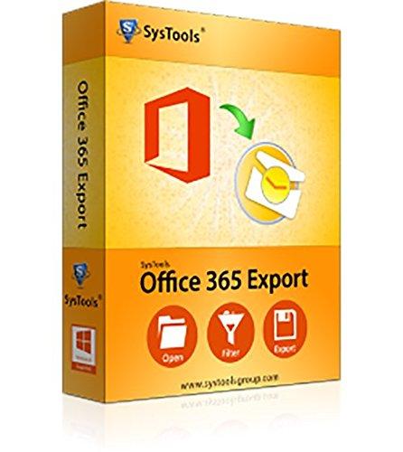 SysTools d'Office 365 Exportation (Livraison par courrier électronique - pas de CD)