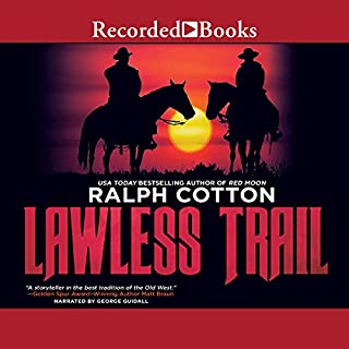 Lawless Trail audiobook cover art