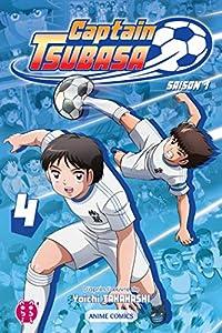 Captain Tsubasa - Saison 1 Edition simple Tome 4