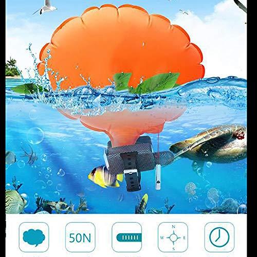 HWHSZ Hochwasserschutz Self-Rescue-Armband Tauchen Schwimmen Unterwasser Notfall RettungsausrüStung 2 Sekunden ÜBerleben Leicht Und Kompakt