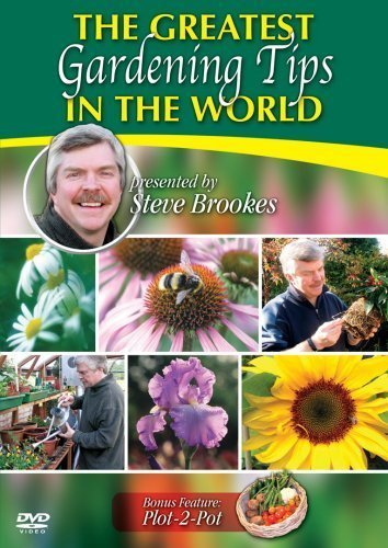 The Greatest Gardening Tips In The World [DVD]