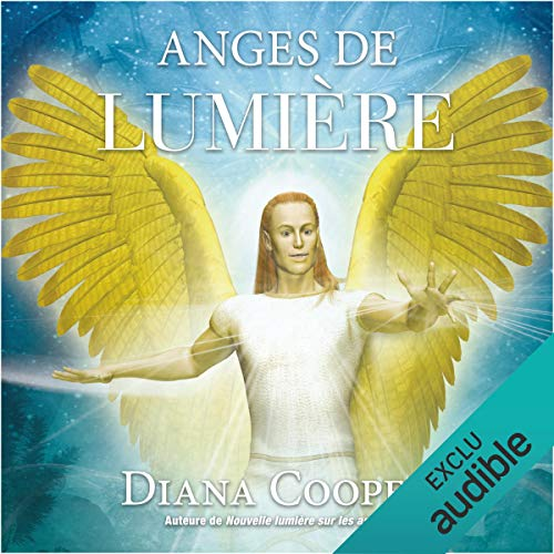Anges de lumière audiobook cover art