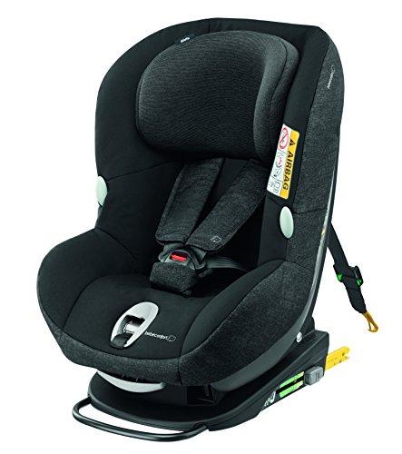 Bébé Confort, Kinderautositz, MiloFix, Gruppe 0+/1, 0-18 kg Autositz Nomad Black