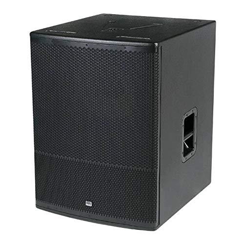 DAP-Audio XT-18B MKII Active Subwoofer 600 W zwart - subwoofer / subwoofer (600 W, actieve subwoofer, 31-200 Hz, 2400 W, 104 DB, 8 Ohm)