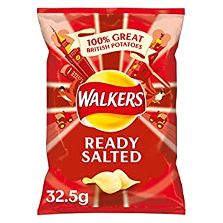 Walkers Ready Salted Crisps 32.5 g (48 Packs) (B007BN4EJ2)   Amazon price tracker / tracking, Amazon price history charts, Amazon price watches, Amazon price drop alerts