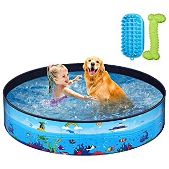 Best inflatable dog pool Reviews