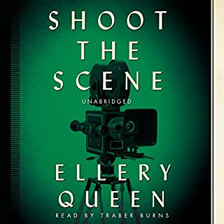 Shoot the Scene audiobook cover art