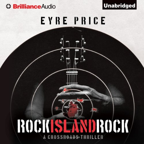 Rock Island Rock audiobook cover art