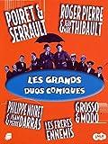 Les Grands Duos Comiques : 5 DVD-Poiret...