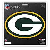 NFL Green Bay Packers Unisex Green Bay Packers Decal Die Cutgreen Bay Packers Decal Die Cut, Team Color, 8x8