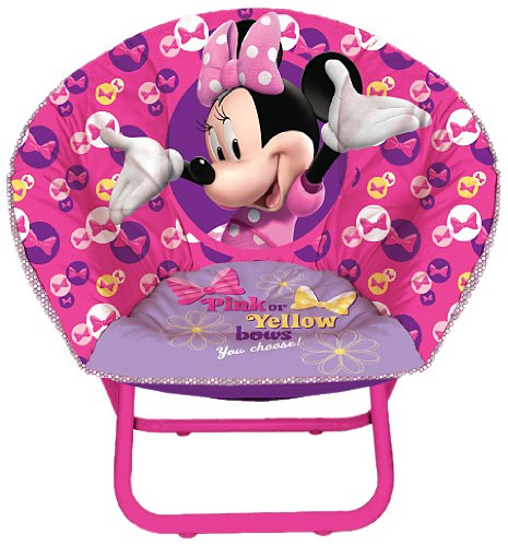 Disney Minnie Mouse Silla semirredonda  para bebé, Minnie Mouse, Minnie Mouse