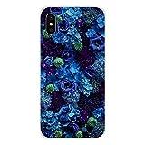 HUAI Cubiertas de Apple iPhone X XR XS 11Pro MAX 4S 5S 5C SE 6S 7 8 Plus iPod Touch 5 6 púrpura de Verano de los Peonies Accesorios Shell (Color : Images 5, Material : For iPod Touch 5)