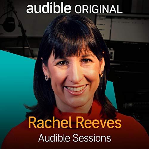 Rachel Reeves cover art
