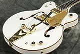 GRETSCH グレッチ セミアコギター G6136DC White Falcon Double Cutaway