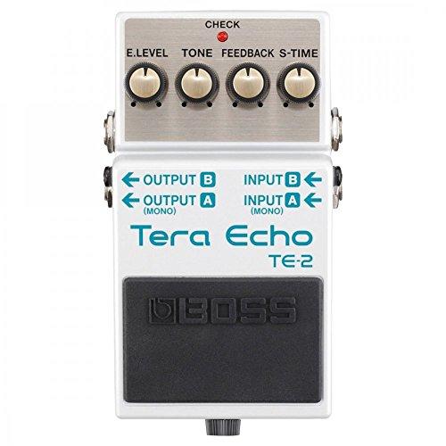 Boss TE-2 Pedal Compacto Tera Echo