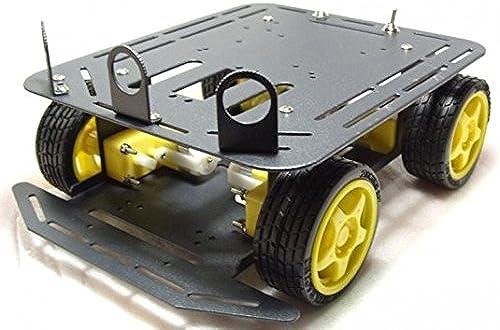 DFROBOT Baron-4wd Arduino robot Mobile plate-forme avec Encodeur