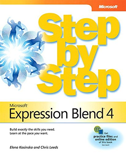 Microsoft Expression Blend 4 Step by Step (Step by Step Developer) (English Edition)